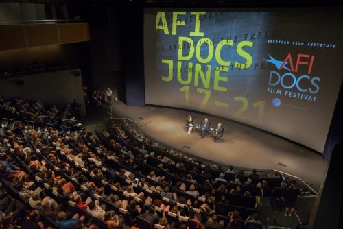 AFI Docs Opening Night in 2015 (Courtesy AFI Docs)